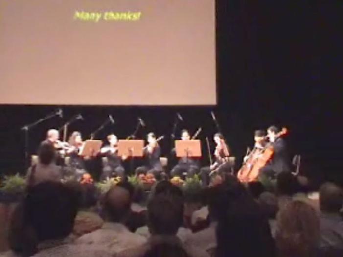 Streichoktett Konzert